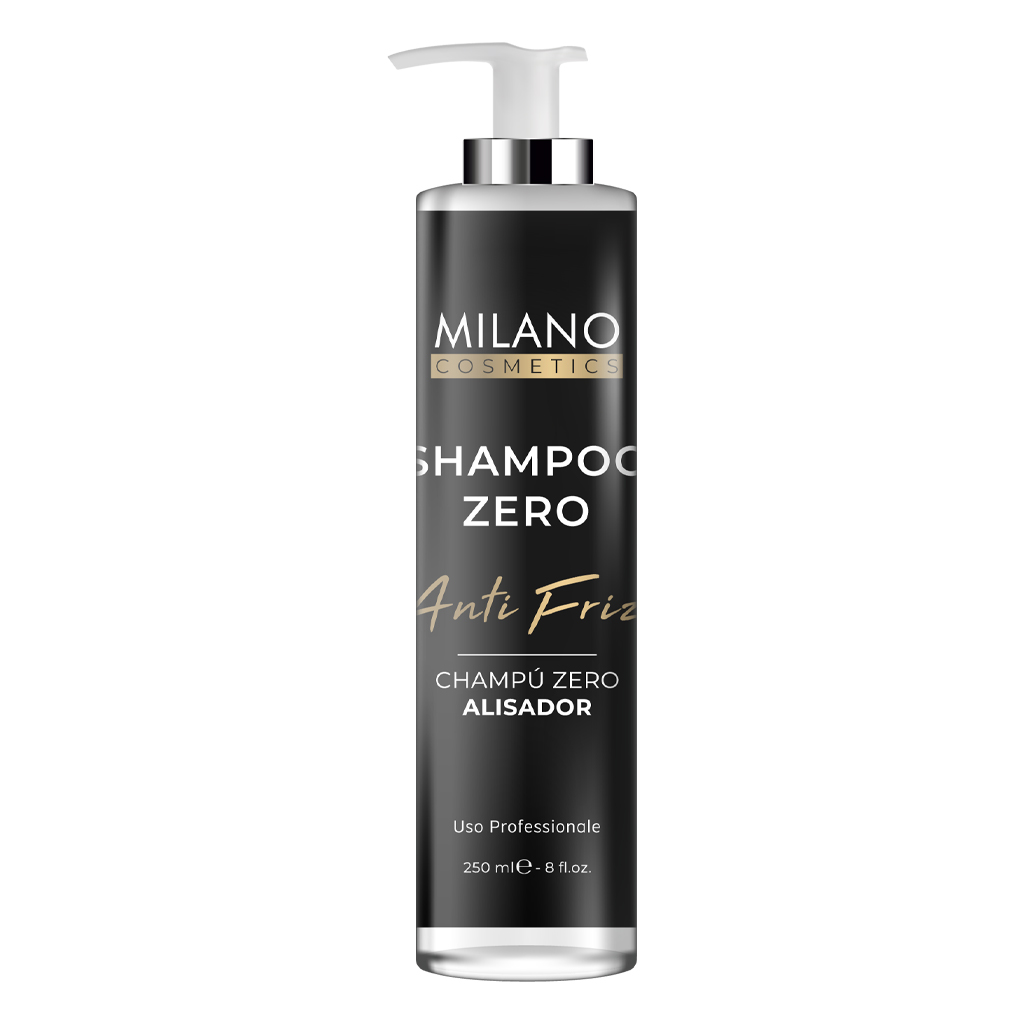 Shampoo Zero Anti Frizz 250ml